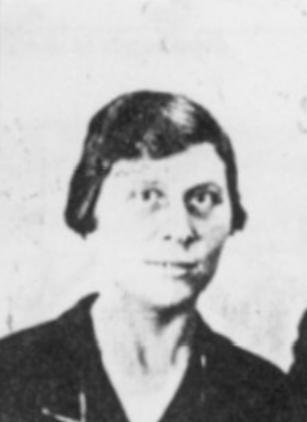 Aurora Adelia Landergren