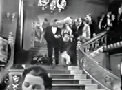 Grand Staircase in Kraft Television Theatre -A Night To Remember- (1956)