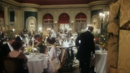S.O.S. Titanic (1979) First Class Dining Room