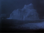 The Iceberg, as seen in Voyagers -Voyagers of the Titanic- (1983)