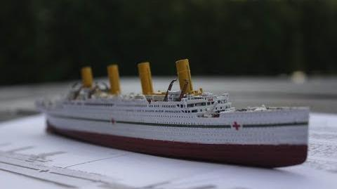 3D Printed Britannic NOW AVAILABLE