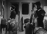 The bridge in You Are There -The Sinking Of The Titanic- (1955)