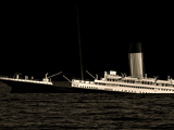 Break-up of the Titanic