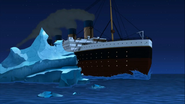 The Iceberg, as seen in Family Guy -Stewie, Chris & Brian's Excellent Adventure- (2015)