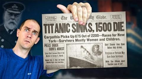 Haunting Titanic Ghost Stories