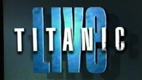 Discovery Channel Video - TITANIC LIVE VHS rip 1998