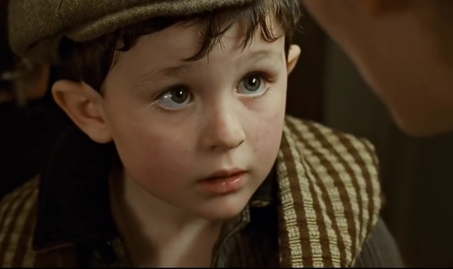 Irish Little Boy