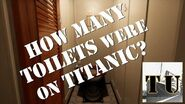 Lesson 2 How Many Toilets were on Titanic?