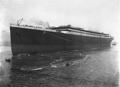 Titanic launch 3