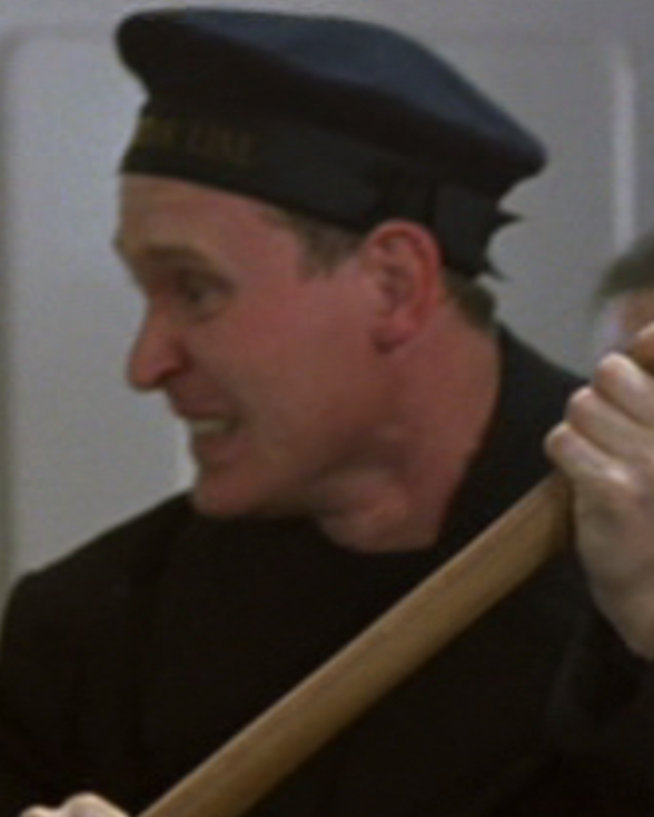 Seaman with axe (from 1997 Film)