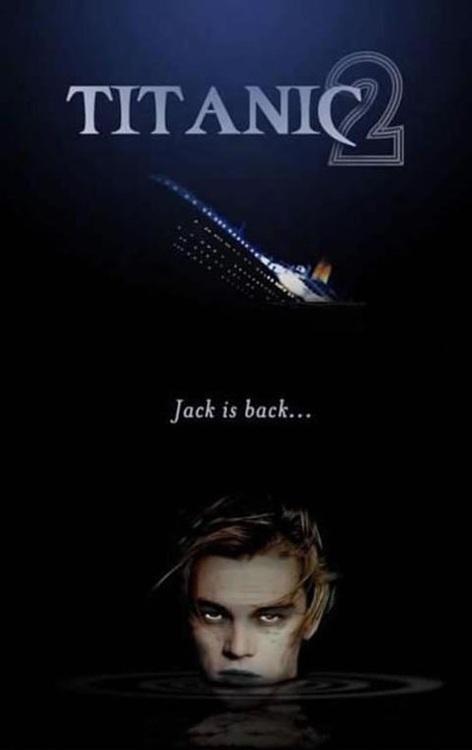 Titanic 2: The Surface