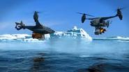 Titanic Phantoms Jump Jets Realising Submarines
