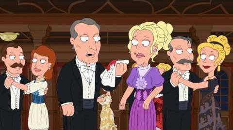 Family Guy Aboard the Titanic
