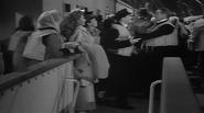The Boat deck in Titanic (1953)