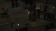The Aft Well Deck in Titanic (1996)
