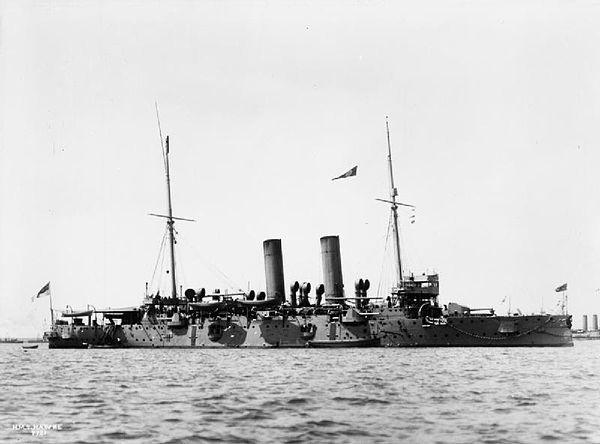 HMS Hawke