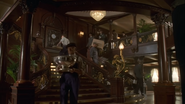 Grand Staircase in Titanic (1996)