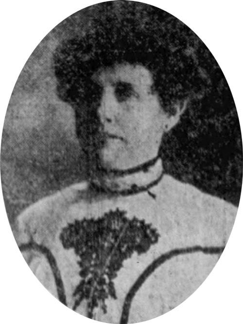 Jennie Louise Hansen