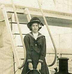 Madeleine Violet Mellinger