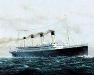 Titanic maiden voyage 3