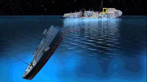 Titanic 100 - New CGI of How Titanic Sank