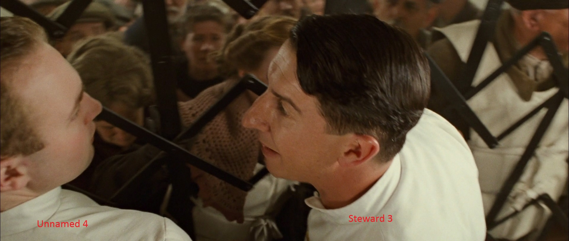 Assistants of Steward 3 (from 1997 Film)