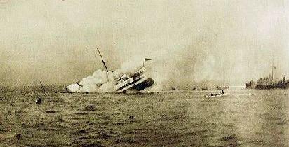 SS Lusitania