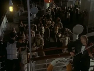 The Aft Well Deck in Danielle Steel's No Greater Love (1995)