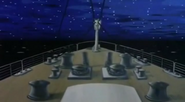 The Forcastle deck in Titanic The Legend Goes On (2000)