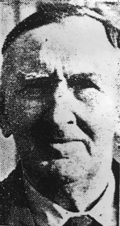 George Thomas Rowe