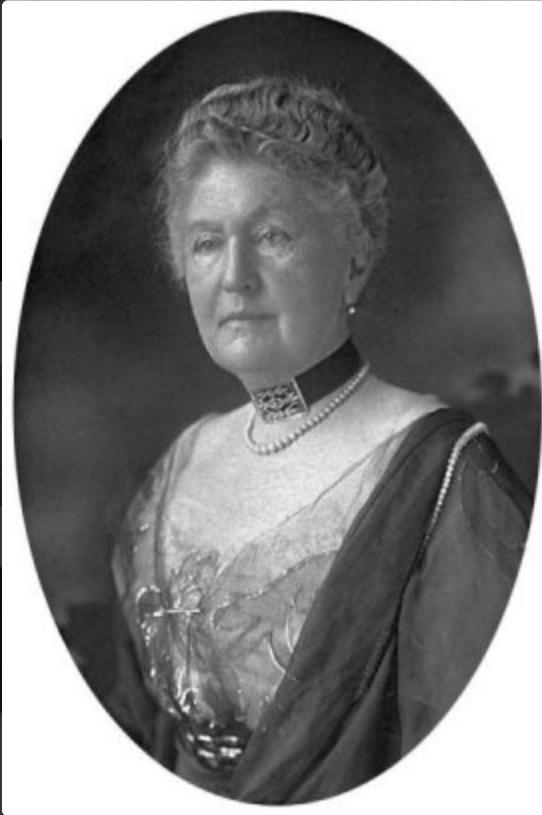 Caroline Lane Brown