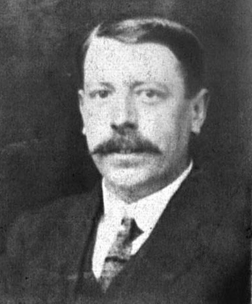 Arthur Ernest Read Lewis