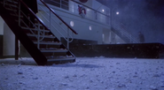 The Forward Well Deck in S.O.S. Titanic (1979)