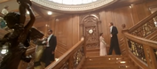 Grand Staircase in Titanic (1997)