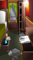 Titanic Mystery Room Escape Adventure Game Bedroom
