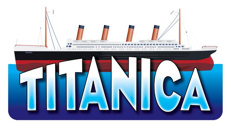 Titanica (book series)