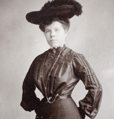 Maria Mathilda Backström