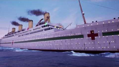 Differences Between HMHS Britannic and her Sisters