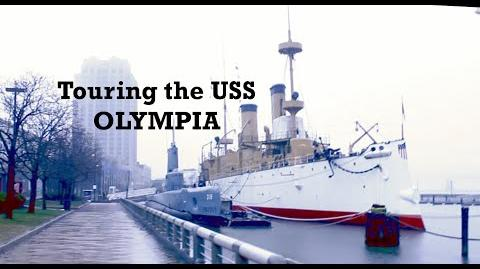 Behind the Scenes- Researching Aboard the USS Olympia