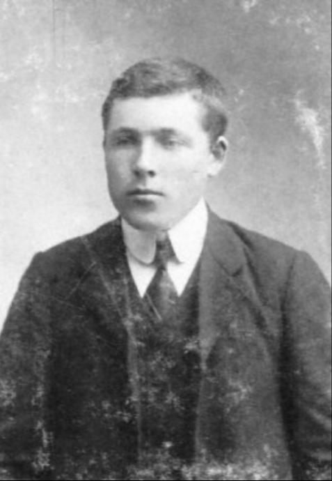 Johannes Halvorsen Kalvik