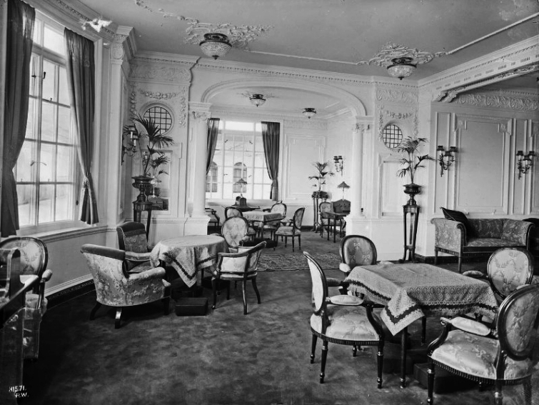 First Class Reading and Writing Room