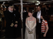 The bridge in Voyagers -Voyagers of the Titanic- (1983)