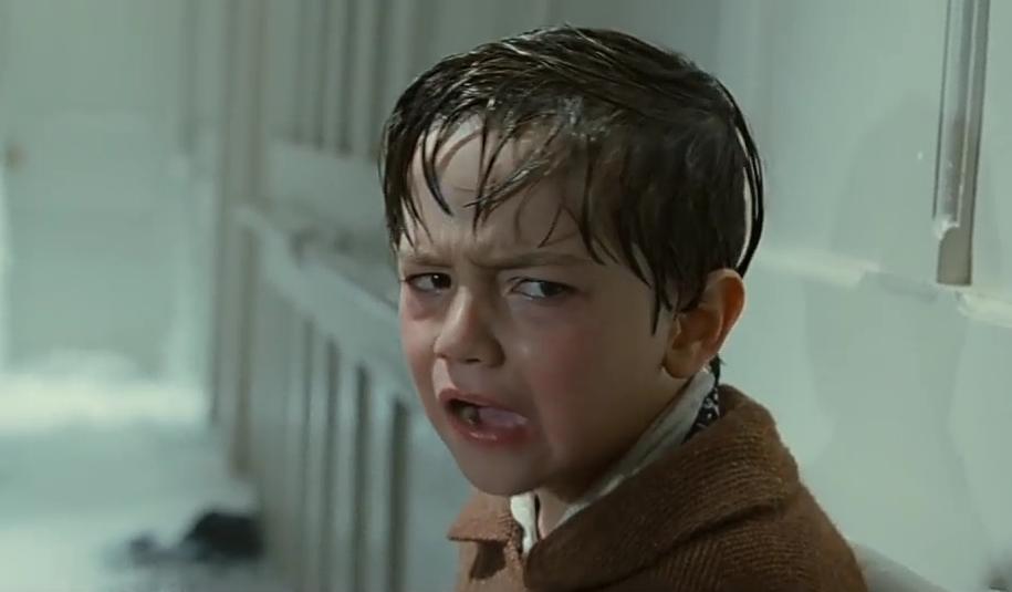 Slovakian 3 Year Old Boy (1997 Titanic Film)