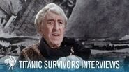Titanic The Facts Told By Real Survivors British Pathé