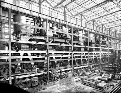 Reciprocating engines