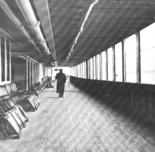 First Class Promenade