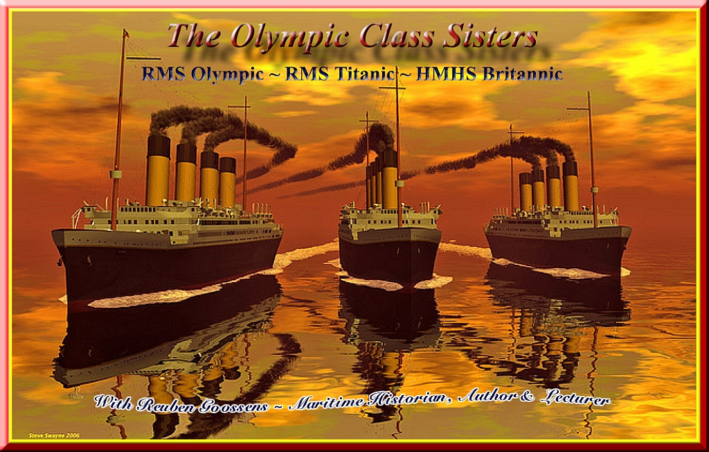 Olympic Class Ocean Liners