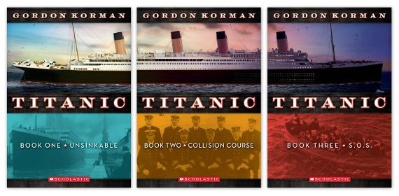 Titanic (Gordon Korman books)
