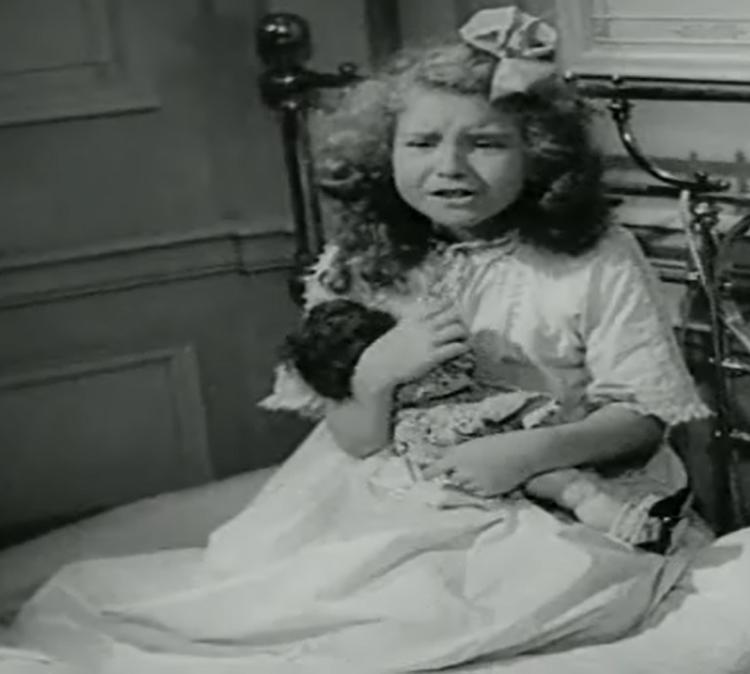 Unnamed Girl Child (1943 Titanic Film)