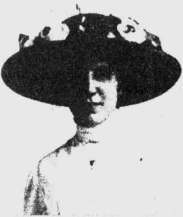 Amelia Mary Brown